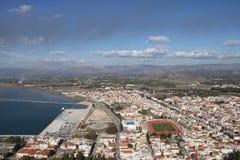City of Nafplion, Greece stock photography