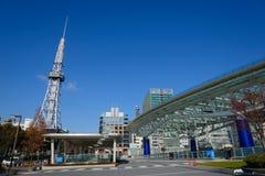 The City of Nagoya Royalty Free Stock Image