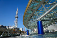 The City of Nagoya Stock Photos