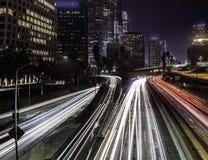 City that never sleeps Stock Image