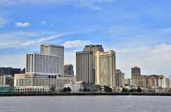 City of New Orleans Royalty Free Stock Image