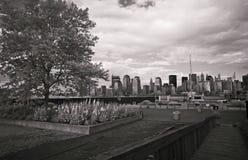 city new skyline york Στοκ εικόνα με δικαίωμα ελεύθερης χρήσης
