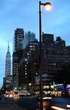 city new york Στοκ Φωτογραφίες