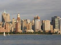 city new york Στοκ εικόνες με δικαίωμα ελεύθερης χρήσης