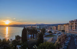 City of Nice Stock Photo