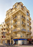 City of Nice - Architecture of buildings Royalty Free Stock Photography