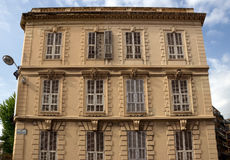 City of Nice - Architecture of buildings Stock Photos