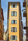 City of Nice - Architecture of city Royalty Free Stock Image