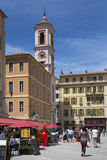 City of Nice - Cote dAzur - South of France. Stock Photos