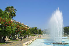 City of Nice, France Stock Photos