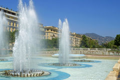 City of Nice, France Stock Images