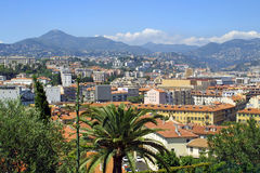 City of Nice, France Royalty Free Stock Photos