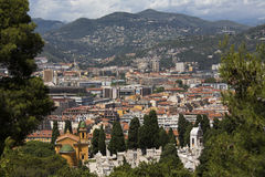 City of Nice - France Stock Photos