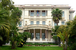 City of Nice, France - Museum Massena Royalty Free Stock Images