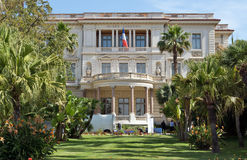 City of Nice, France - Museum Massena Stock Images