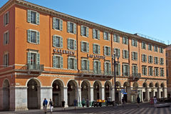City of Nice - Gallery Lafayette Royalty Free Stock Photo
