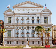 City of Nice - Opera de Nice Royalty Free Stock Photo