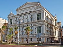 City of Nice - Opera de Nice Royalty Free Stock Photography
