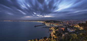 City of Nice Royalty Free Stock Photo