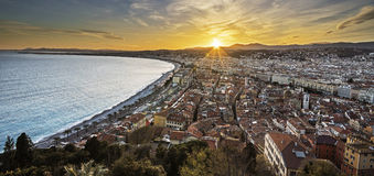 City of Nice Stock Images
