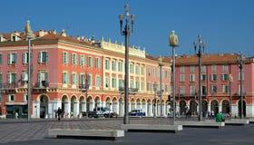 City of Nice - Place Massena Royalty Free Stock Photo