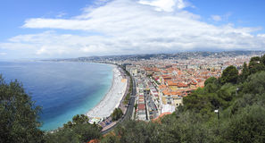City of Nice, South France Royalty Free Stock Photo