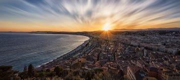 City of Nice Royalty Free Stock Image
