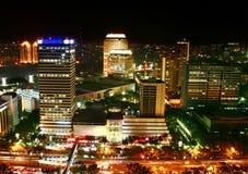 City night Stock Image