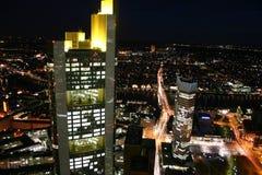 city night Στοκ Εικόνες