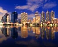 City of Night. Stock Photography