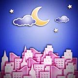 City  night Royalty Free Stock Image