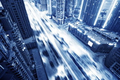 City Night Royalty Free Stock Photo