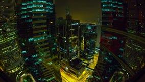 City at night Royalty Free Stock Photography