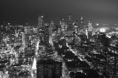 City Night Royalty Free Stock Photos