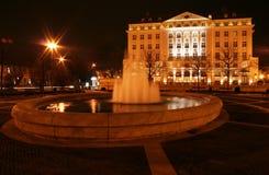 City at night Stock Photos