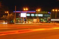 city night Στοκ φωτογραφίες με δικαίωμα ελεύθερης χρήσης
