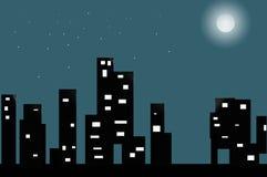 City night Royalty Free Stock Photography