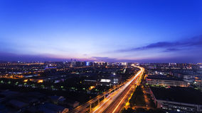 City of Night Royalty Free Stock Photos