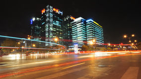 City night view Stock Photography