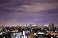 City at Night 10 Royalty Free Stock Image