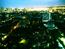 City night Stock Photography