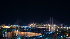 City at night. Stock Photo