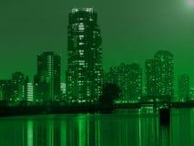 City Nightscape Royalty Free Stock Photo