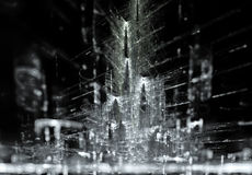 City Nightscape Stock Photos