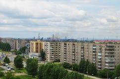 City Nizhny Tagil Royalty Free Stock Photography