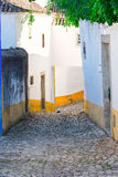City of Obidos Stock Image