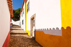 City of Obidos Royalty Free Stock Photo