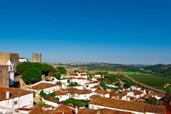 City of Obidos Royalty Free Stock Image