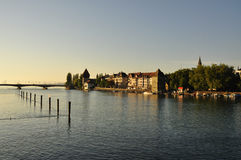 City Of Constance, Bodensee, Germany Stock Photo