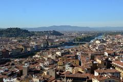 Free City Of Florence Royalty Free Stock Images - 107190669